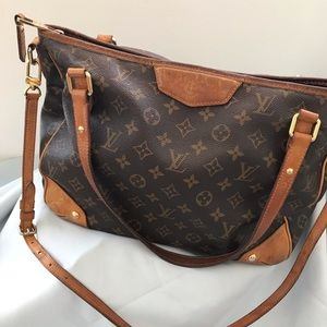 Louis Vuitton handbag purse messenger